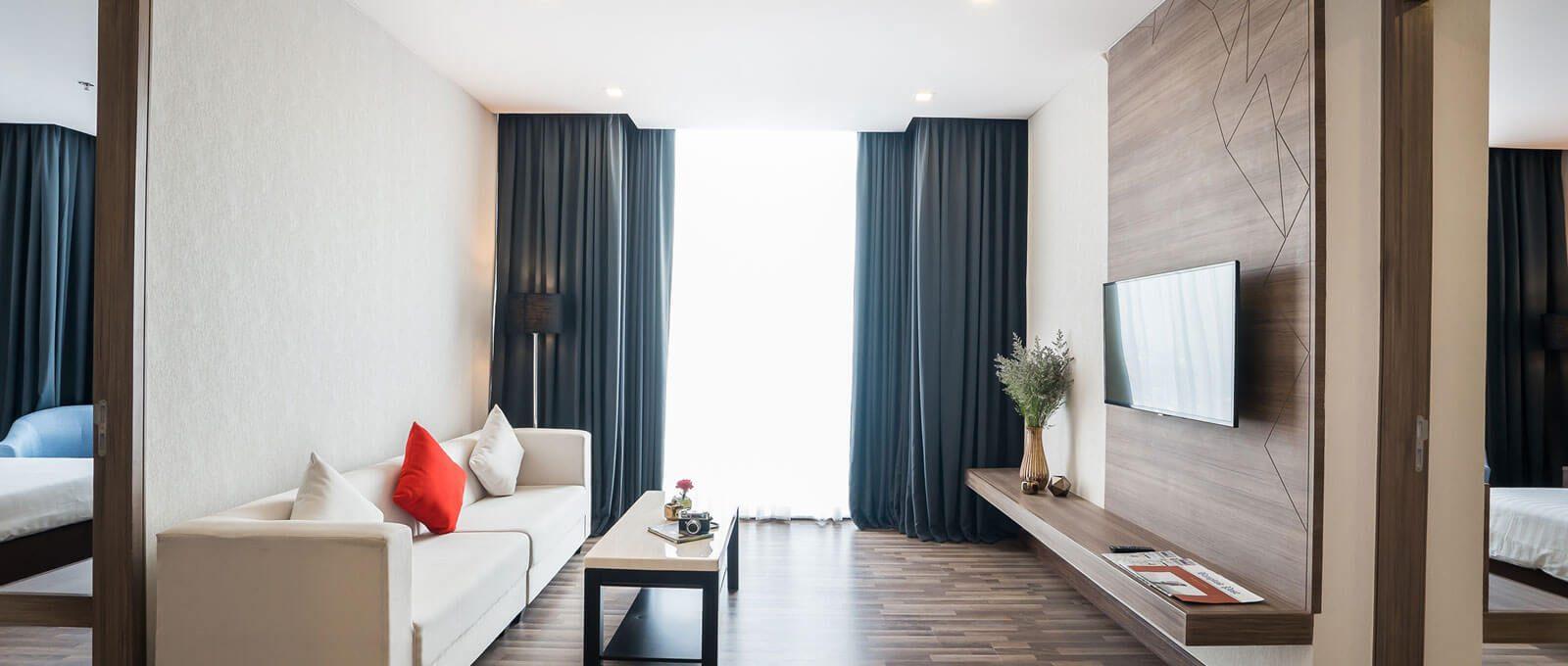 Family Hotel Bangkok | Two Bedroom Suite | BEST WESTERN PLUS Wanda Grand